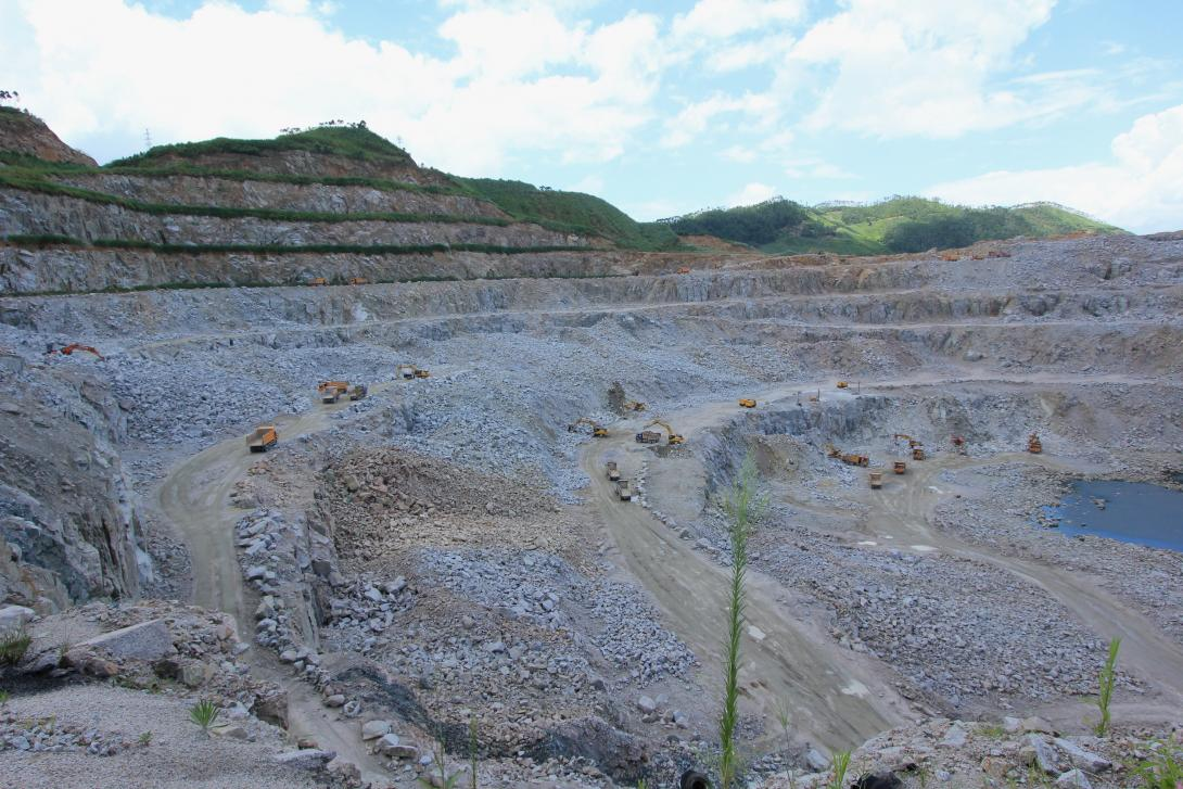 Tai Shing Quarry Operations